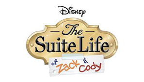 Disney's The Suite Life of Zack and Cody logo